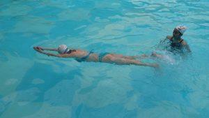Kỹ thuật Chân trong Bơi Sải