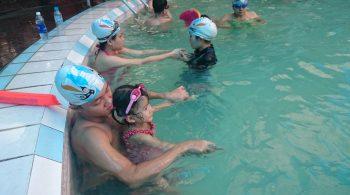 Giáo trình khóa học Bơi Ếch