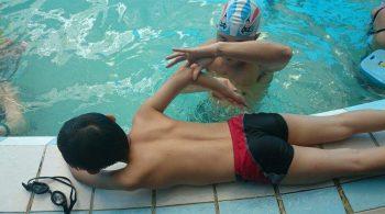 Giáo trình khóa học Bơi Sải