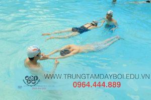 Kỹ thuật Bơi Ếch cơ bản