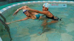 Kỹ thuật tay trong Bơi Sải