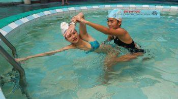 Giáo trình chỉnh sửa kỹ thuật Bơi Sải
