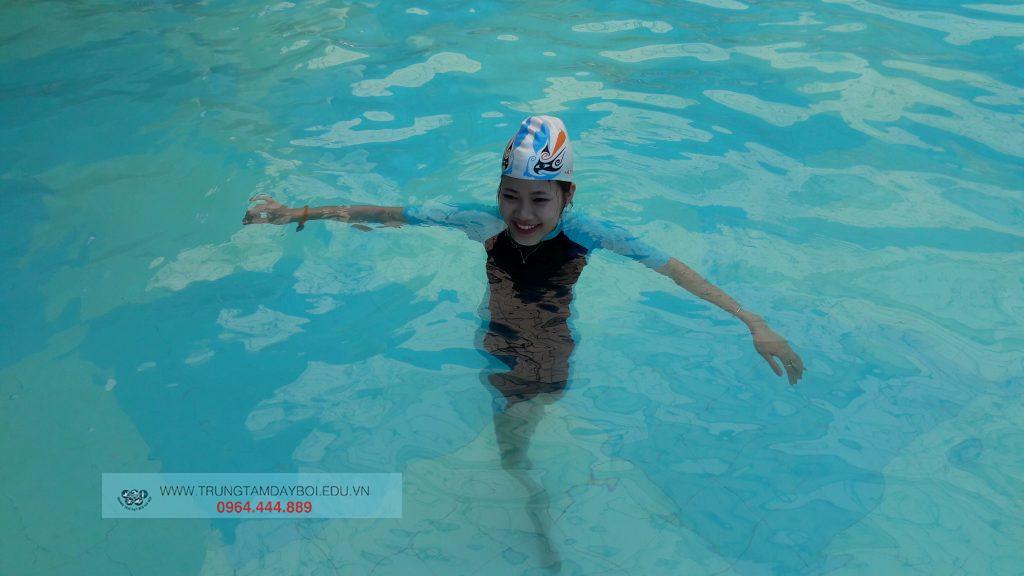 Bơi lội mang lại phép màu cho cuộc sống ?