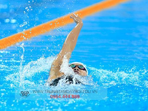 Thành tích bơi lội Việt Nam tại Đông Nam Á