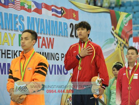 Thành tích bơi lội Việt Nam tại Đông Nam Á  Thành tích bơi lội Việt Nam tại Đông Nam Á