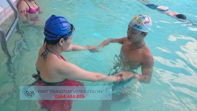 Học Bơi Và Tâm Lý?
