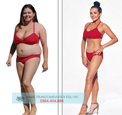 Bơi lội giúp giảm cân, vì sao???  Bơi lội giúp giảm cân, vì sao???