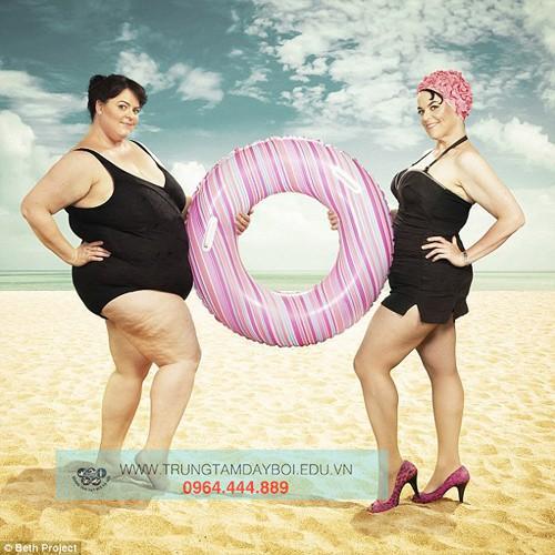Bơi lội giúp giảm cân, vì sao???