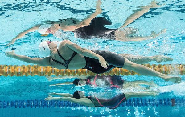 Kiểu bơi giảm cân hiệu quả nhất?