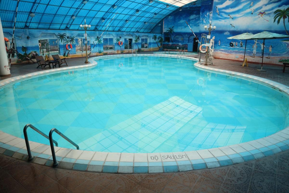 Những bể bơi bốn mùa tốt nhất tại Hà Nội