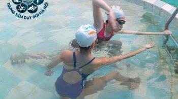 Thực trạng giáo viên dạy bơi tại Hà Nội